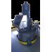 Triple-drive tank dissolvers