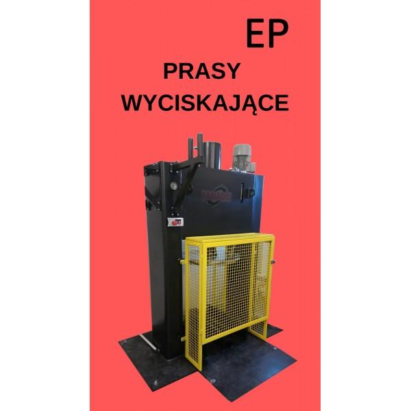 Extruding press, type EP